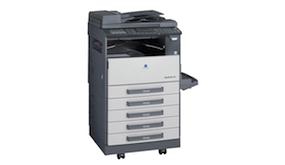 Fotocopiadora/Multifuncion Monocromatica Konicaminolta BH163/ 211 Tamaño A3