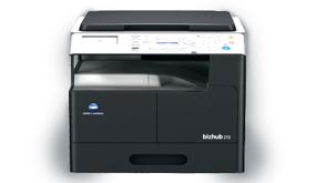 Fotocopiadora/Multifuncional  Monocromatica Konicaminolta BH 185 tamaño A3