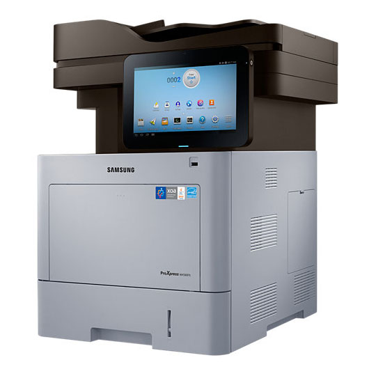 Fotocopiadora Multifuncion Monocromatica Alto Volumen Samsung SL-M4580 Tamaño Oficio